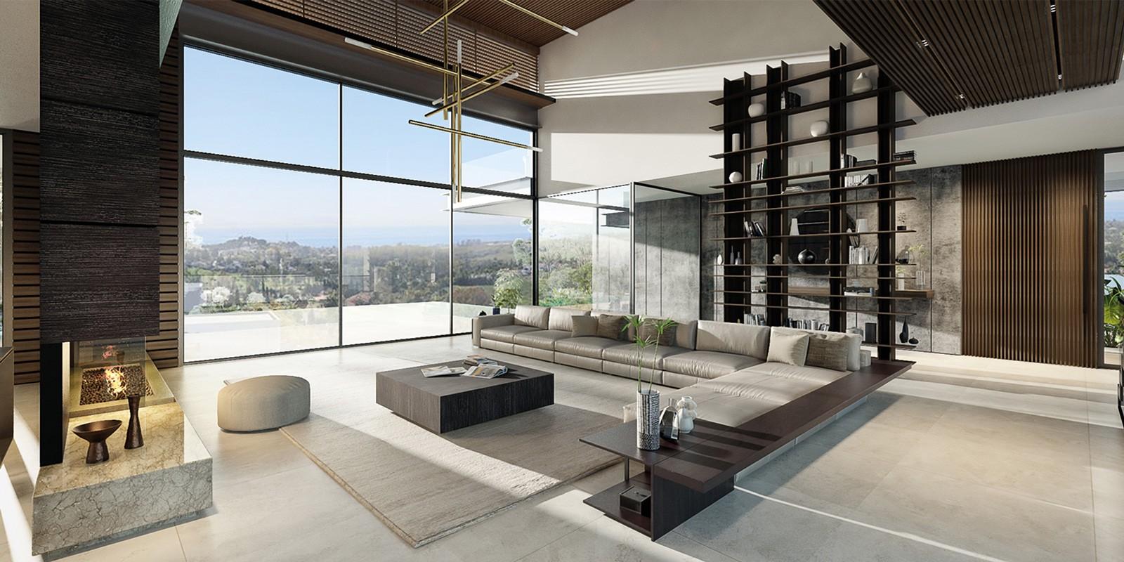 Qlistings - Contemporary villa in La Alquería Property Image