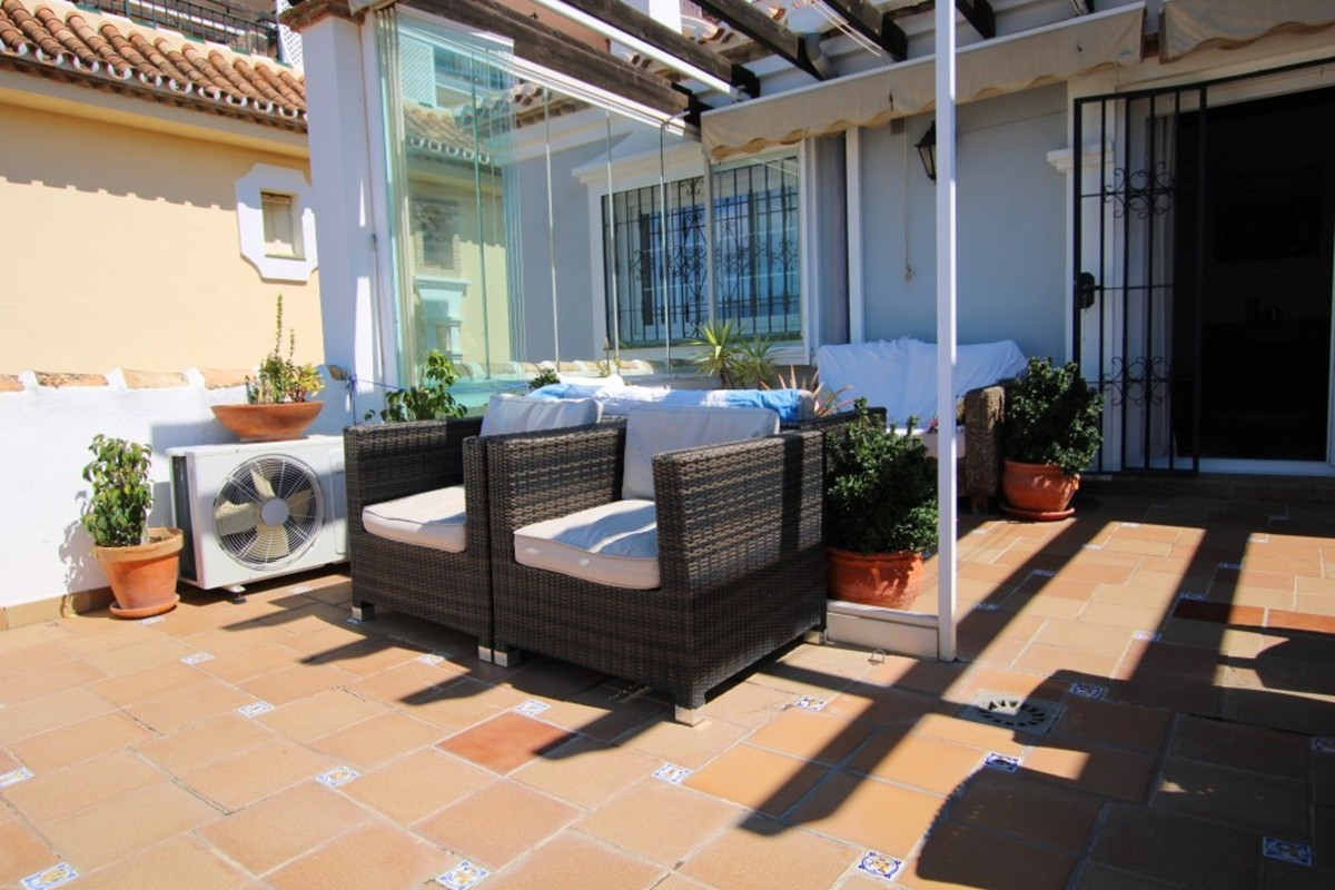 Qlistings - 3 Bedrooms Townhouse in Mijas Golf, Costa del Sol Property Image