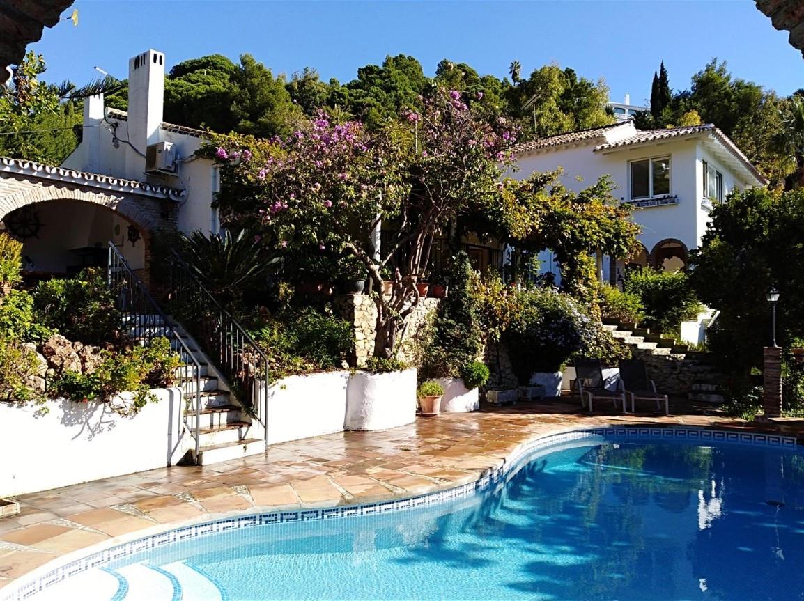 Qlistings - Unique House in Mijas, Costa del Sol Property Image