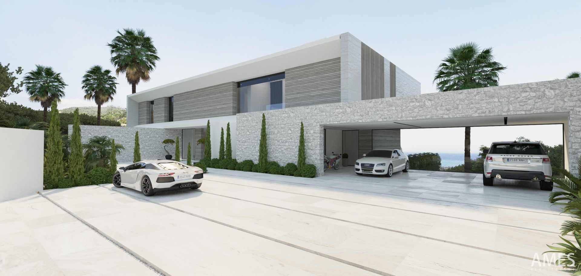 Qlistings - Brand new architectural masterpiece located in El Madroñal Property Image