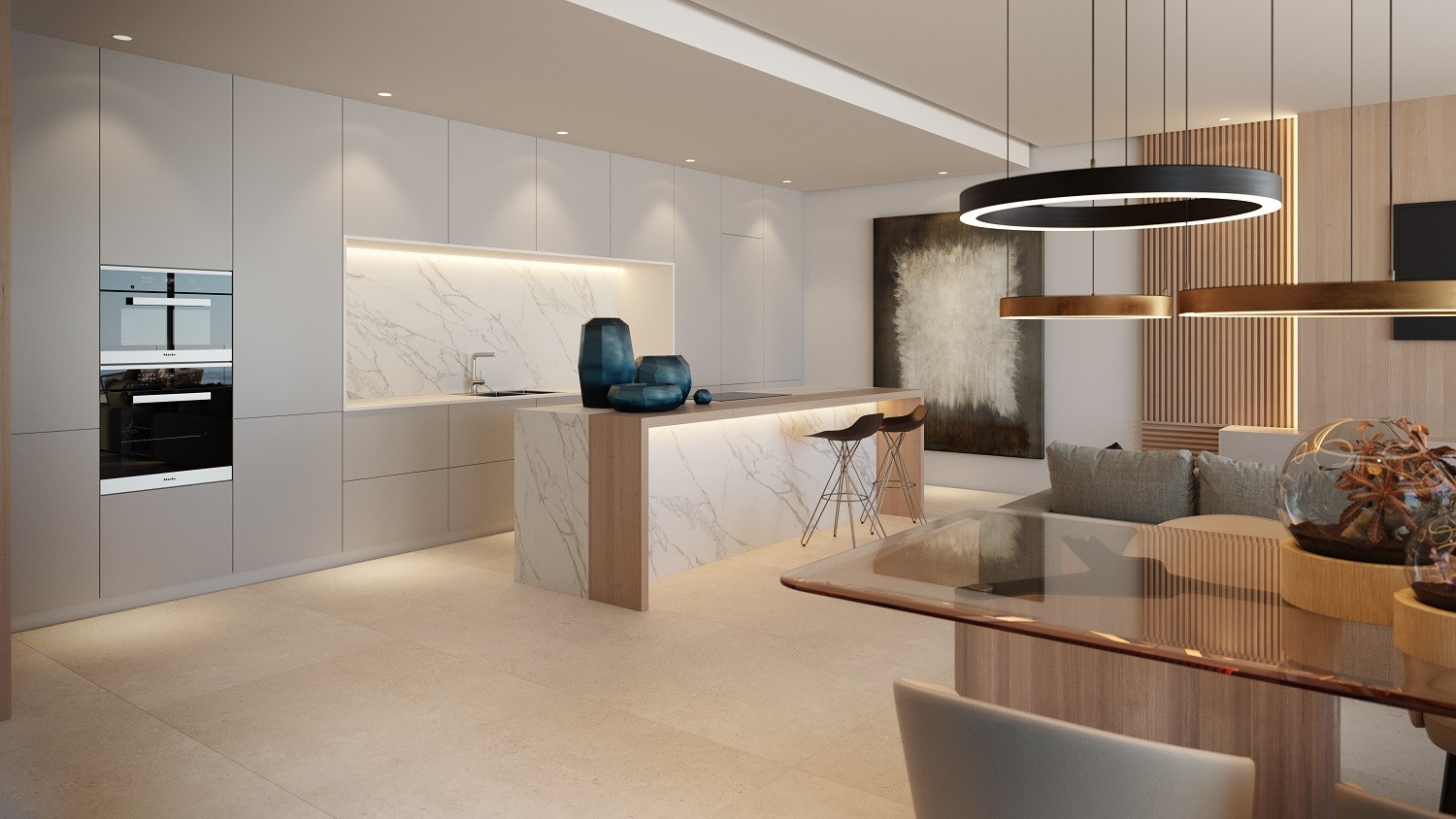 Qlistings - Boutique development of 49 luxury apartments in Marbella's Golden Mile Property Image