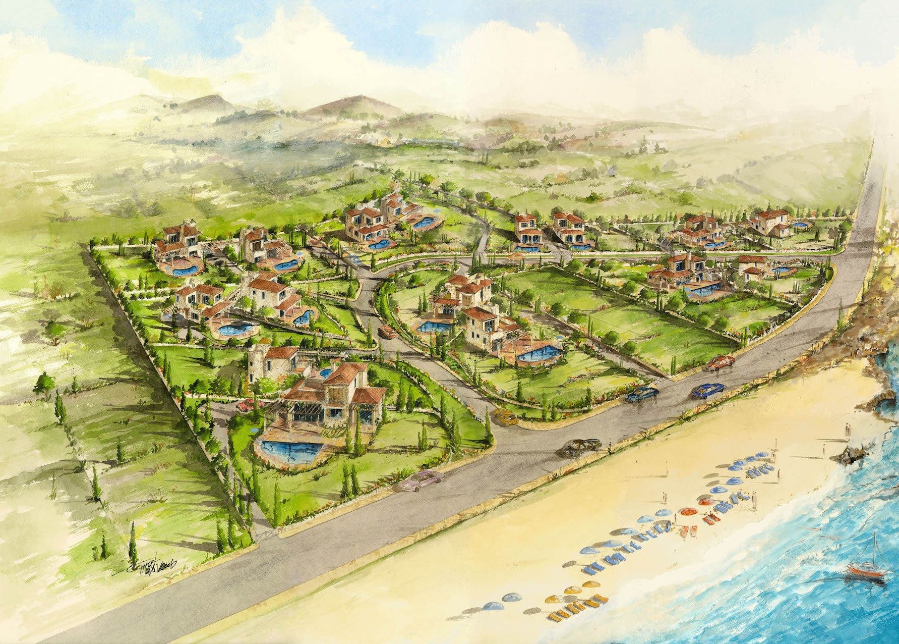 Qlistings - Viglia Beach Villas Crete Property Image