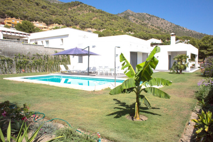 Qlistings - Modern House in Mijas, Costa del Sol Property Image