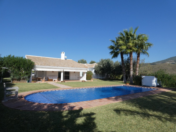 Qlistings - Traditional Andalusian House in Mijas, Costa del Sol Property Thumbnail