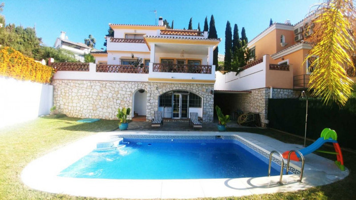 Qlistings - Great independent  House Villa in Mijas, Costa del Sol Property Image