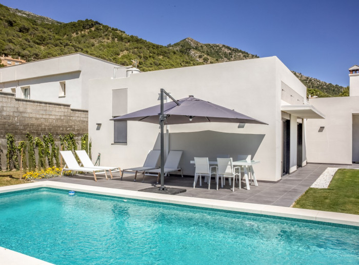 Qlistings - Beautiful Modern Detached House in Mijas, Costa del Sol Property Image