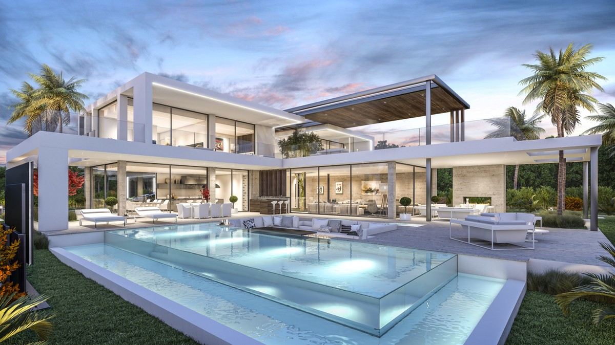 New Villas